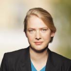 SPD-Stadträtin Simone Burger, stellv. Sprecherin im Ausschuss für Arbeit und Wirtschaft