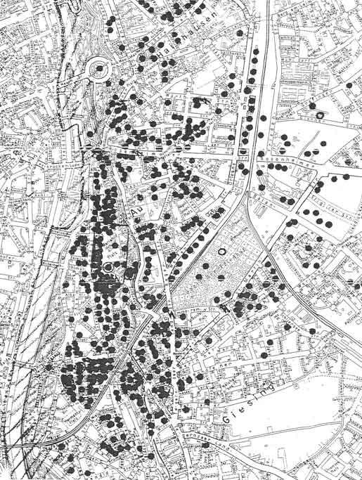 1944 Au 2 Bombentreffer