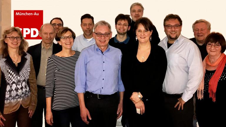 Unser Vorstand - ein starkes Team!